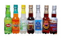 Top Quality Soft Drink (Different Types)
