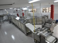 Automated Bread Baking Plant
