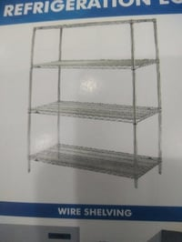 Best Quality Wire Shelving