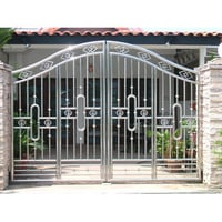 Stainless Steel Safety Main Gate