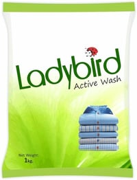 Ladybird Detergent Washing Powder