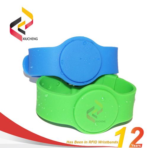 RFID Wristband NFC Silicone Band Bracelet