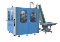 2000 Bph Pet Stretch Blow Molding Machine