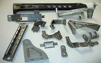 Stamping Sheet Metal Components