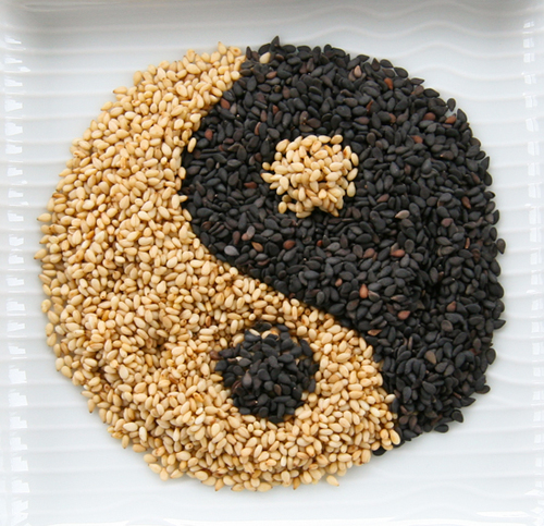 Black and White Sesame Seeds 100% Natural