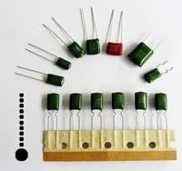 Metalized Polyester Capacitors