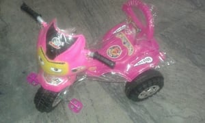 Golda Musical Baby Tricycle