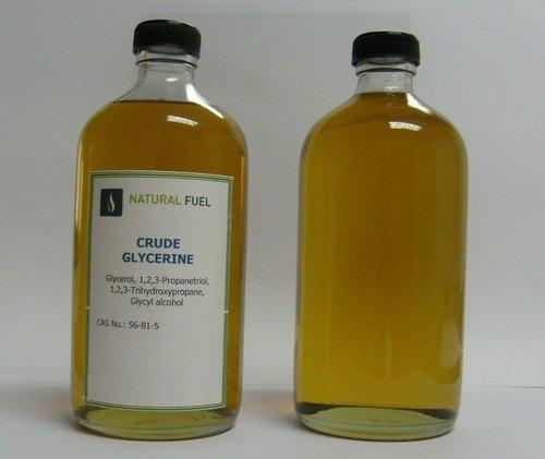 USP Grade Crude and Refined Glycerin (90%, 95%, 99.5%)