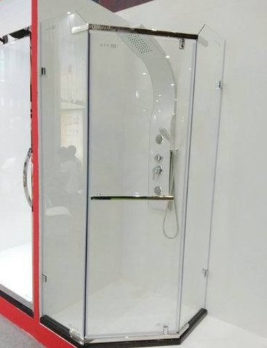 Complete Glass Shower Room
