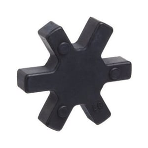Excellent Finish Rubber Star Coupling