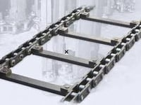 Industrial Paver Conveyor Chain