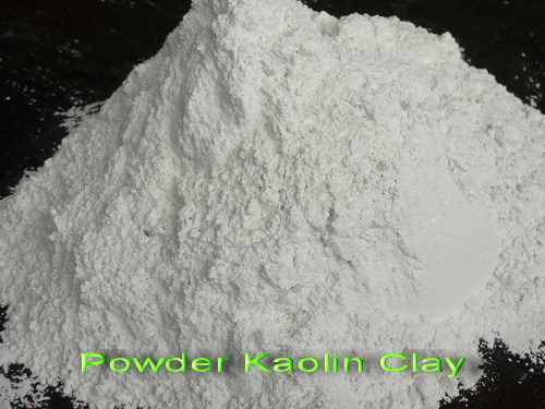 White Kaolin Clay Powder