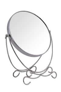 Chrome Plated Cosmetic Mirror