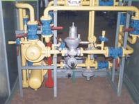 Combustion And Control System For Melter