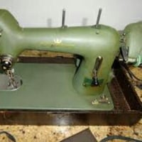 High Performance Vintage Sewing Machine