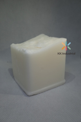 Light Yellow Solid Candle Wax