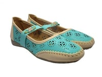 Flat Ballerinas Ladies Shoe