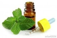 High Grade Dementholised Mint Oil
