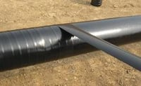 Wrapping Coated (Anti Corrosive) Tape