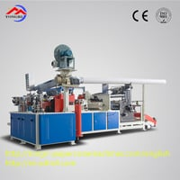 Advanced Full Automatic Paper Cone Reeling Machine