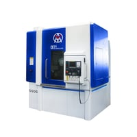 Good Consistency CNC Vertical Carousel Lathe For Metal Cutting