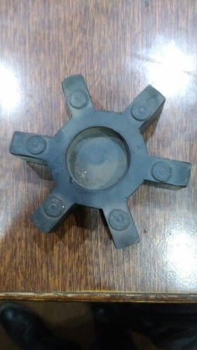 Rubber Star Coupling