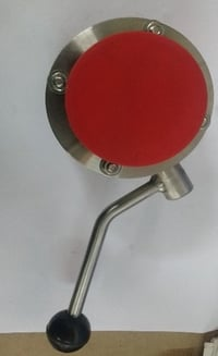 Vacuum Butterfly Valve
