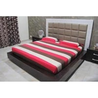Fitted Knitted Cotton Bed Sheets