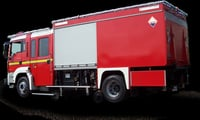 High Performance Fire Fighting Vehicle