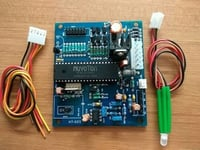 Modern Weighing Scale Motherboard