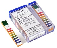 Ph Indicator Paper And Test Papers