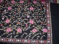 Ladies Fancy Embroideries Shawls