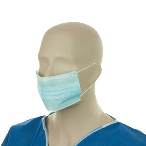 Face Mask With Earloops
