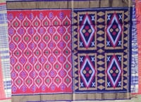 Traditional Handloom Kora Silk Sarees With Blouse