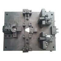 High Quality Vmc Machining Fixture