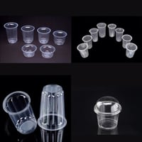 Finest Quality Disposable Plastic Glass