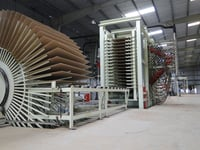 Particle Board Line Making Machine