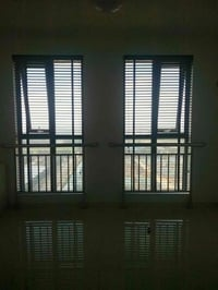 Durable Wooden Blinds Curtain