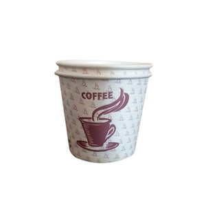 Printed Disposable Coffee Cup