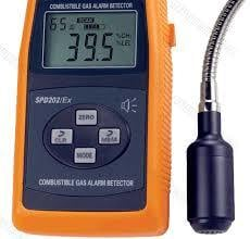 Combustable Gas Detector