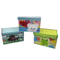 Great Strength Cloth Storage Boxes