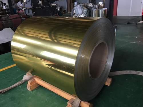 Mirror Finish Aluminum Composite Panel