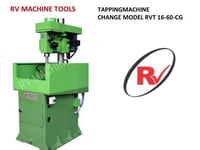 Pitch Control Tapping Machine (Change Gear)