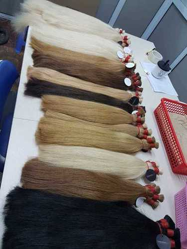 100% Natural Human Virgin Remy Bulk Hair