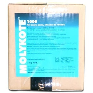 Solid Lubricant Paste - Molykote 1000
