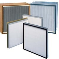 Excellent Finish AHU Filters