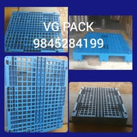 Industrial Injection Moulded Plastic Pallets
