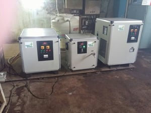 Air-source Heat Pumps For Water Heating