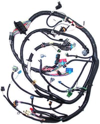 Shock Resistance Engine Wire Harness