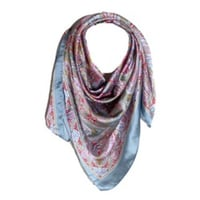 Branded Women'S Polyester Cotton Fancy Scarf